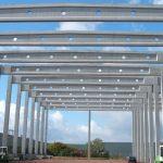 Firma Bosch, Eisenach - Neubau einer Fertigungshalle