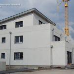 Firma W+S Monnerjahn, Halsenbach - Bürogebäude komplett aus Fertigteilen