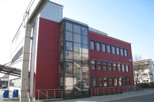 Produktionsgebäude Boehringer, Ingelheim/Rhein