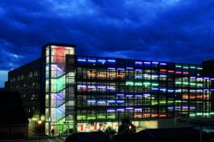 Multi-Storey Car Park Musgrove Park Hospital, Taunton, Somerset (GB)